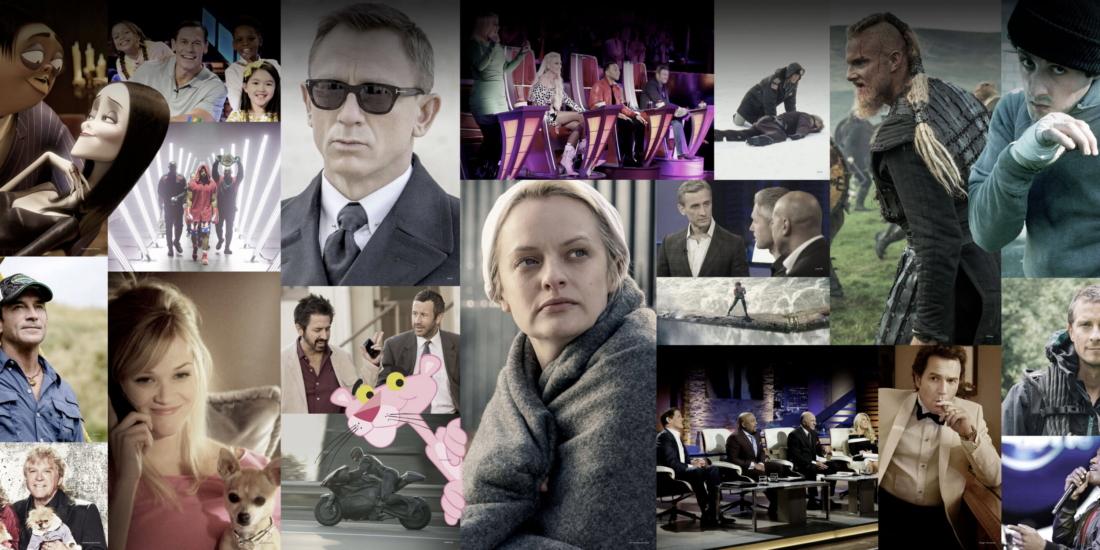 Helden und Figuren aus MGM-Produktionen