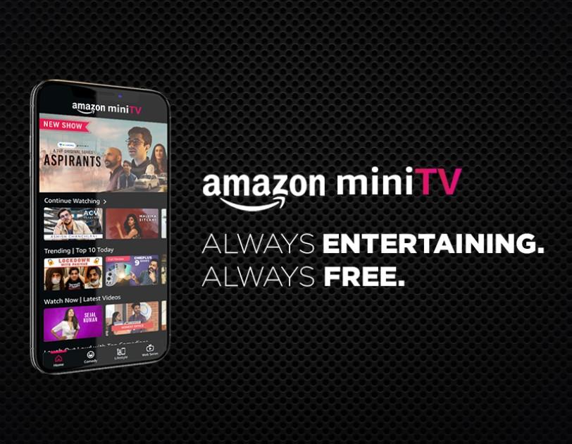 Amazon MiniTV Ankündigung