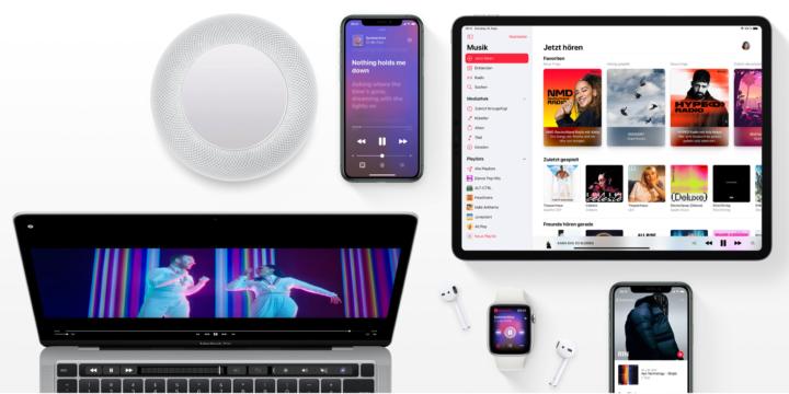 Apple Music Hi-Res funktioniert nicht auf iPhones, Airpods und Homepods