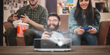 BenQ TK700STi ?Neuer Gaming-Beamer mit 4K und HDR