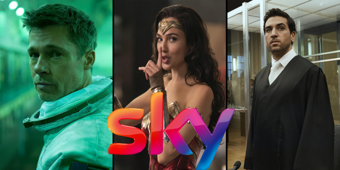 Die 50 besten Filme bei Sky