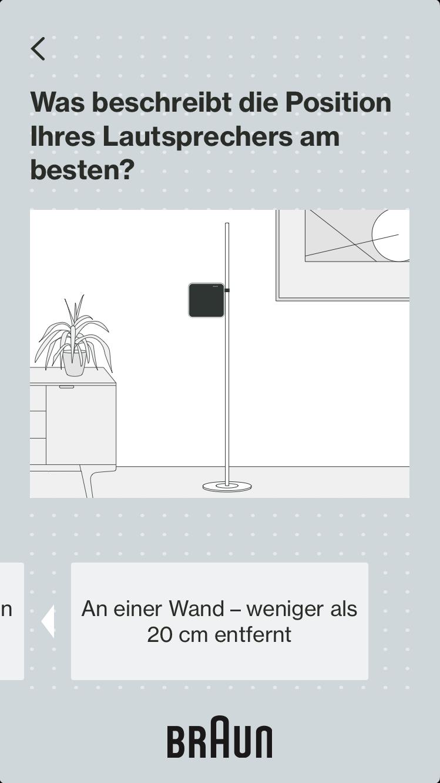 Braun LE03 Screenshot Wand
