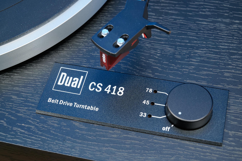 Dual CS 418 - Geschwindigkeitsregelung