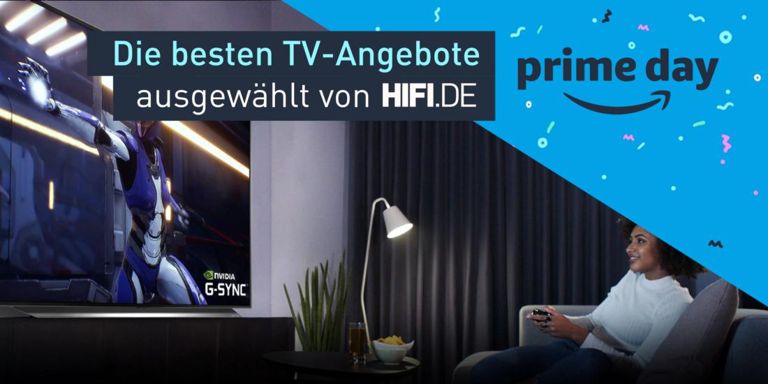 Die besten Fernseher Angebote zum Prime Day