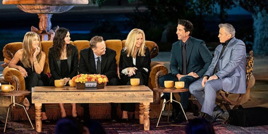 Friends: The Reunion startet noch im Mai bei Sky