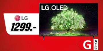 LG A1 im Angebot bei MediaMarkt