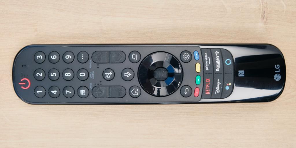 LG OLED G1 Fernbedienung mit NFC
