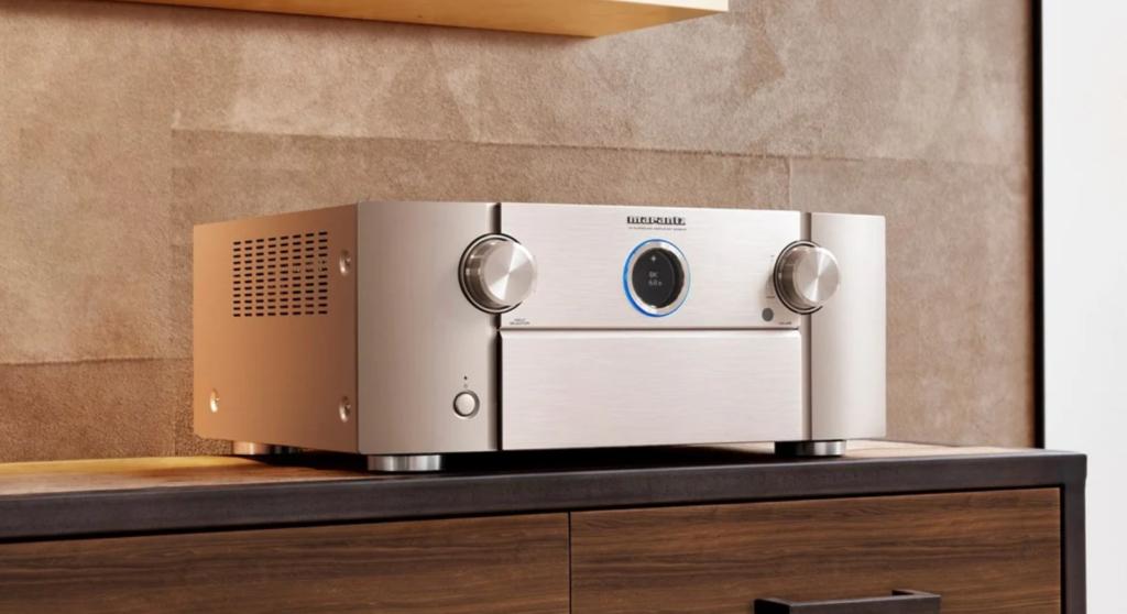 Mit einem AV-Receiver erschließen sich die flexibelsten Surround-Möglichkeiten.