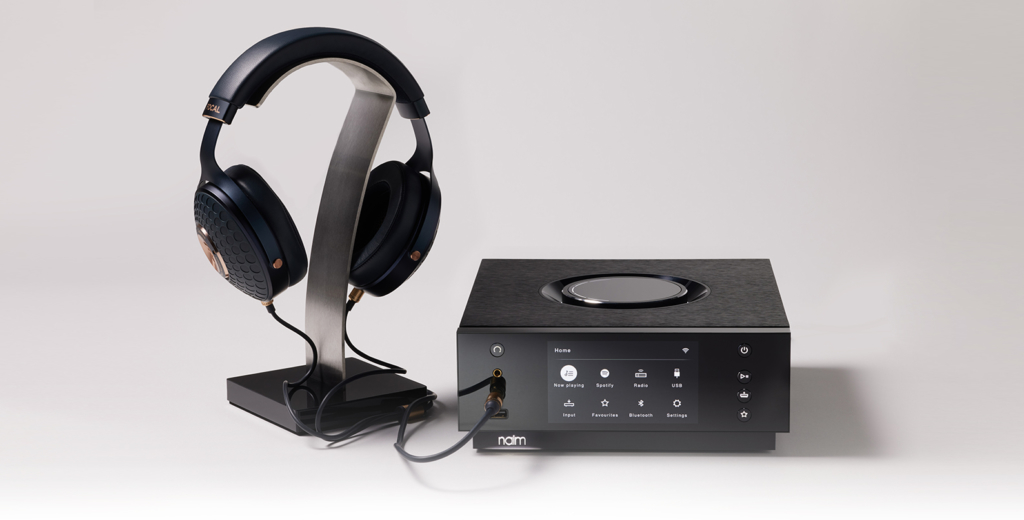 Naim Unity Atom Headphone Edition Kopfhörer