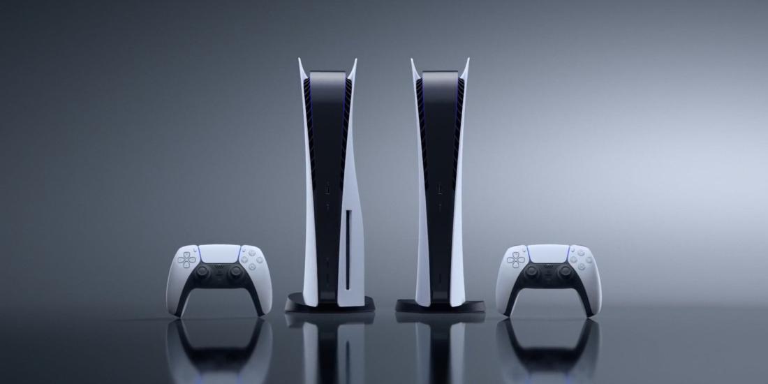 PS5 Disc und PS5 Digital Version