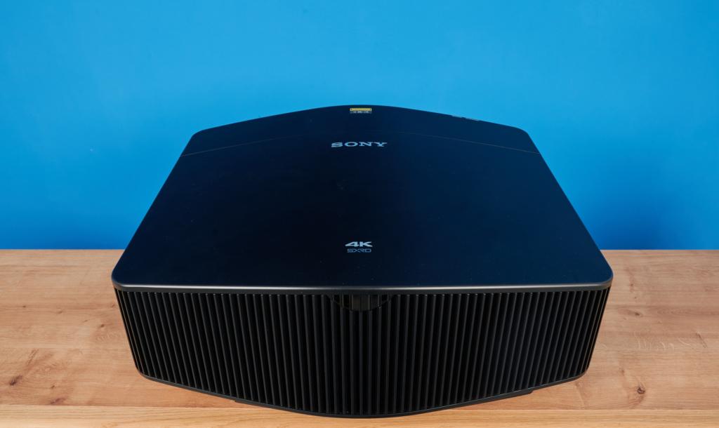 Heimkino-Projektor Sony VPL-VW790ES - RÜCKANSICHT