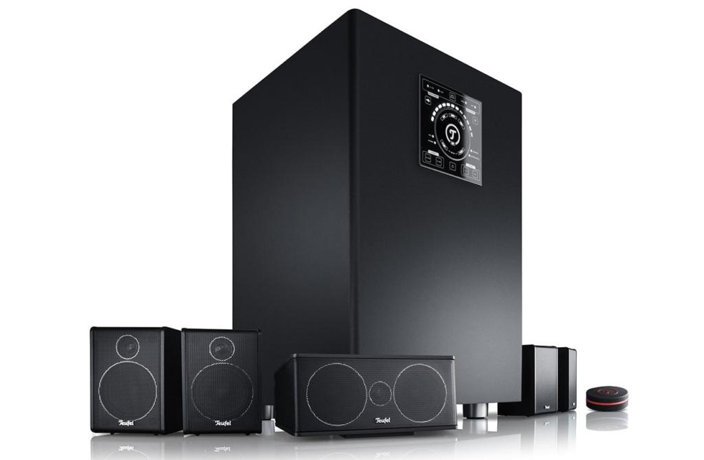 Teufel bietet etwa mit dem Concept E 450 ein 5.1-Set für ca. 600 Euro an.