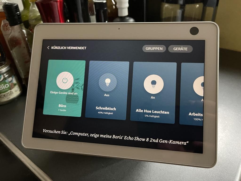 Echo Show 10 Smart Home