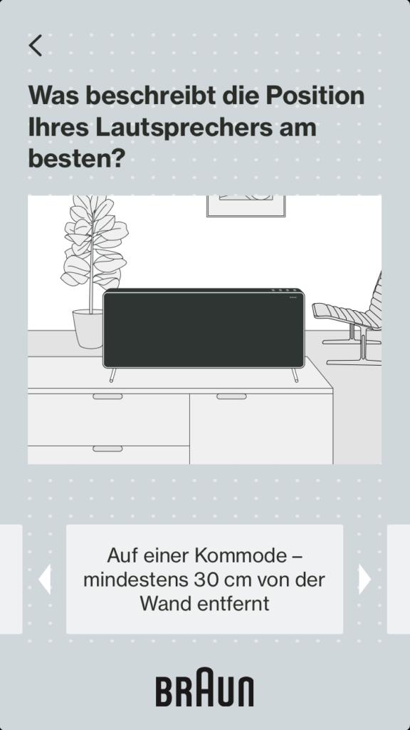 Braun Le01 App Sideboard