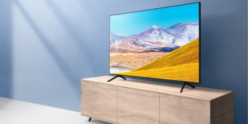 Samsung TU8079: Riesen TV, kleiner Preis