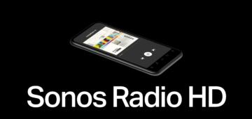 Sonos Radio HD: Streaming-Radio mit exklusiven Inhalten