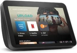 Amazon Echo Show 8 Anthrazit
