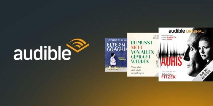 Amazon Audible Prime Day