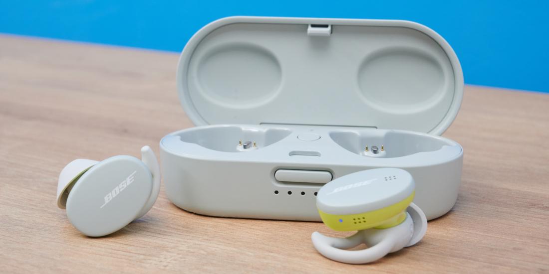 Die Bose Sport Earbuds im Test