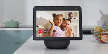 Amazon Echo Show 10 im Test: Alexa verfolgt uns