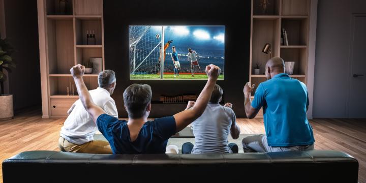Beste Fernseher für die EM