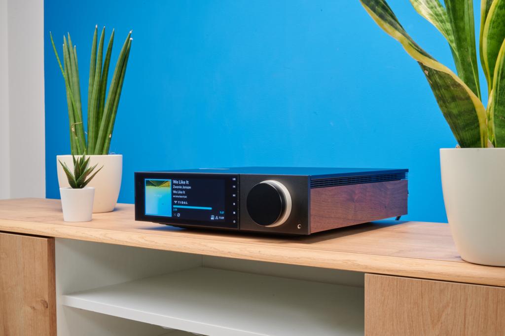 Streaming-Verstärker Cambridge Eco 150