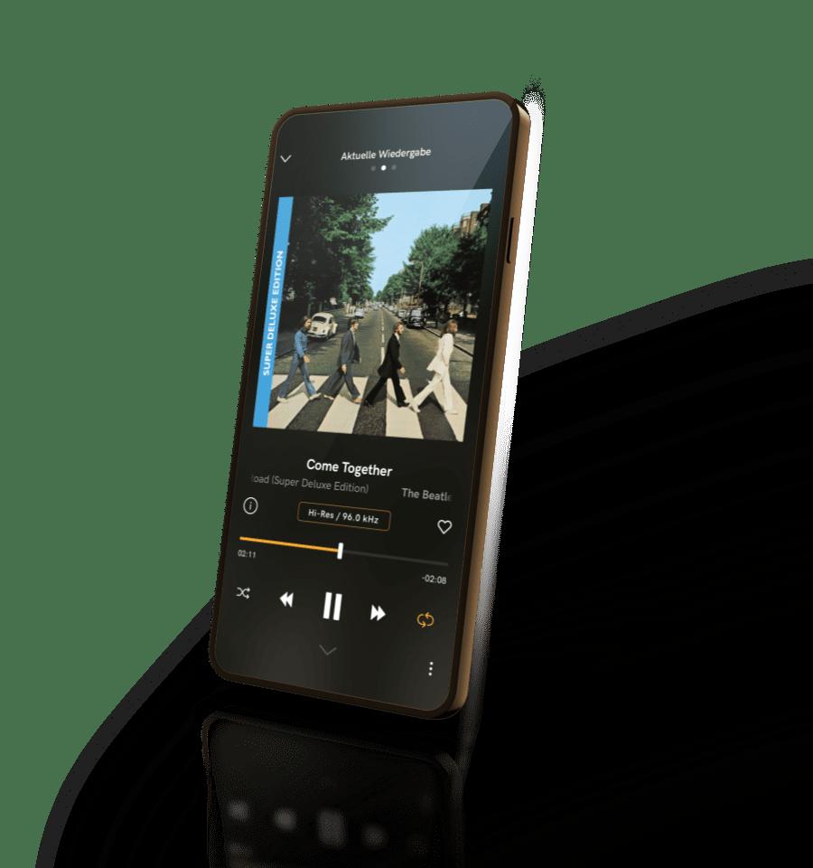Qobuz Highres-Streaming App
