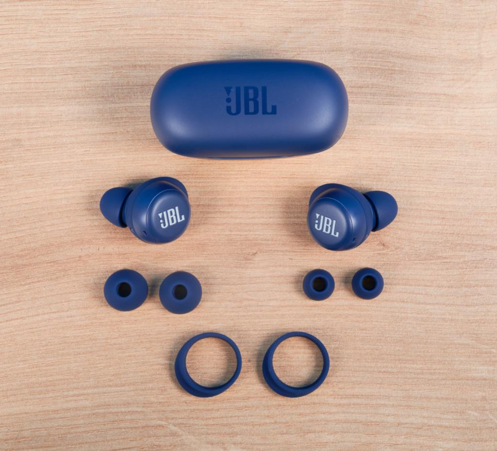 JBL Live Free NC Plus Produktumfang