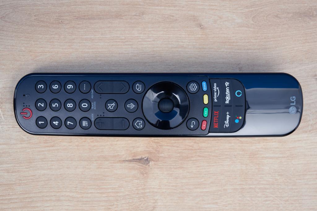 LG Magic Remote 2021 ohne NFC