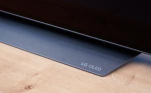 LG OLED C1 Standfuß