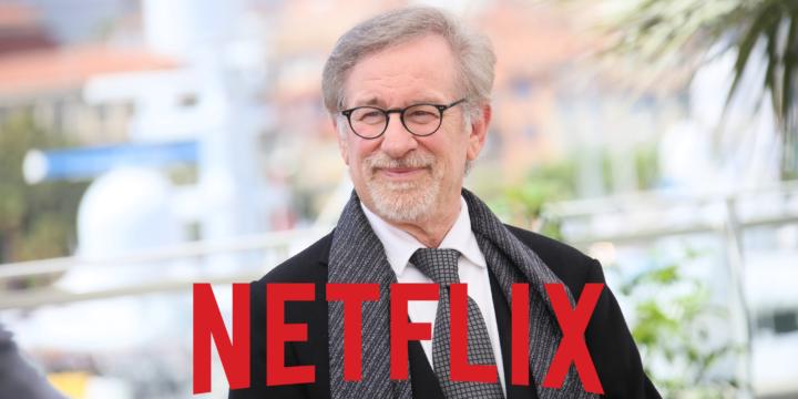 Netflix uns Steven Spielberg kündigen Partnerschaft an