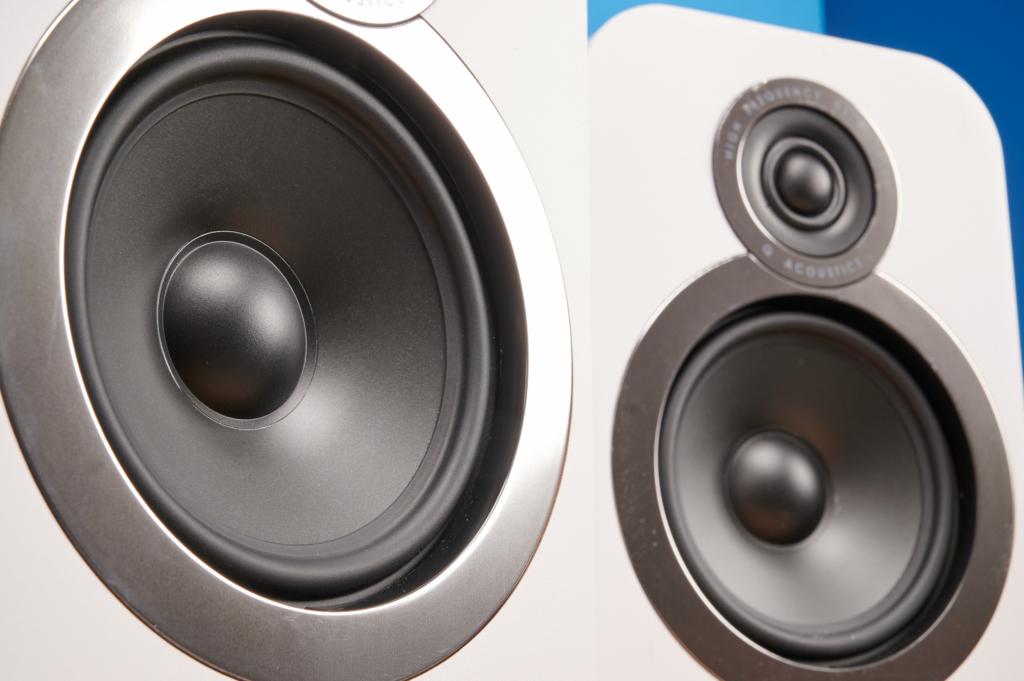 Q Acoustics 3020i Paar Detail