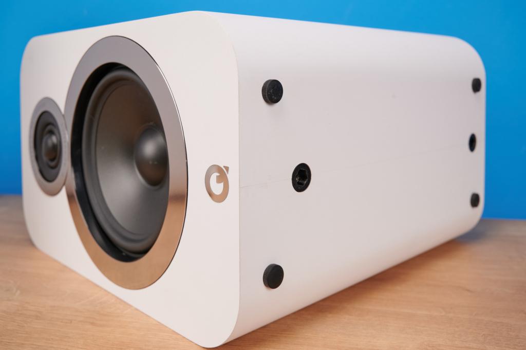 Q Acoustics 3020i Unterseite