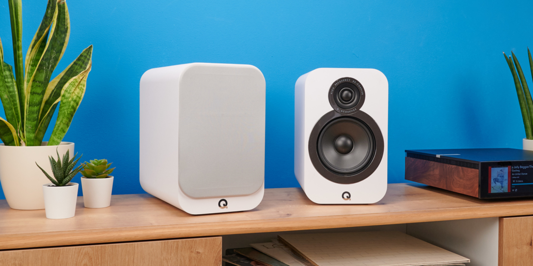 Q Acoustics 3020i Titel