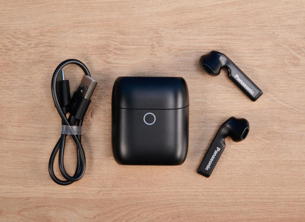 Panasonic RZ-B100W Produktumfang
