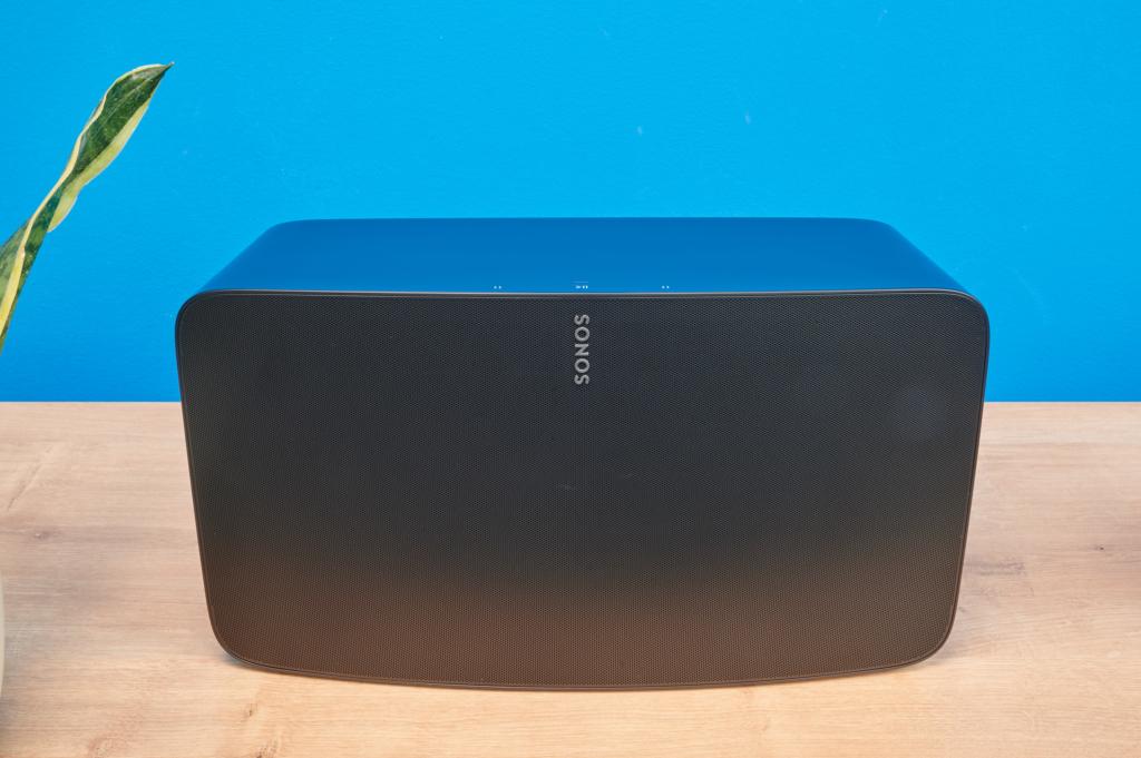 Sonos Five frontal oben