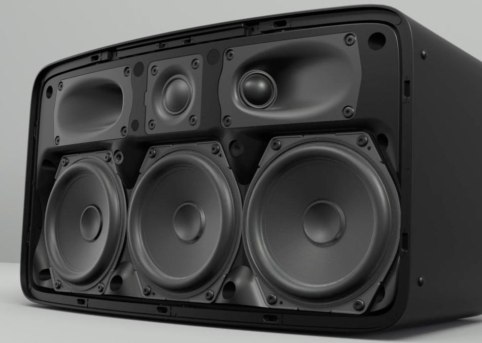 Sonos Five Treiber