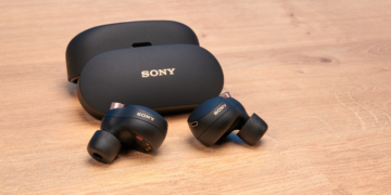 Sony WF-1000XM4 im Test: Kleiner, runder, leichter ? doch was taugen sie?