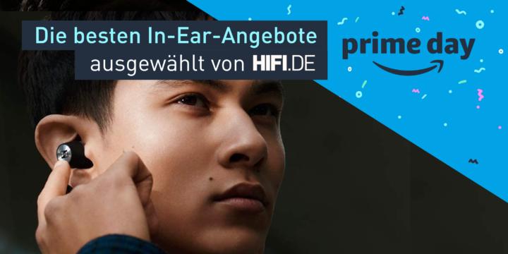 Amazon Prime Day In-Ear-Kopfhörer