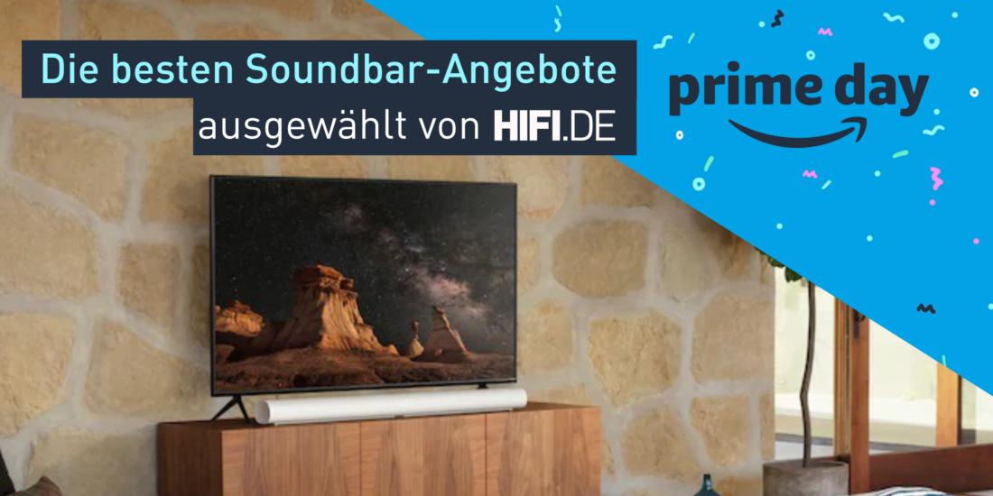 Prime Day 2021 Soundbar-Deals