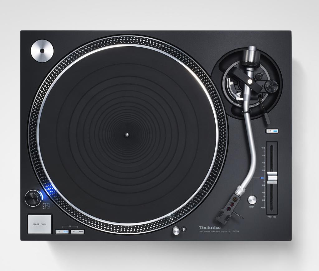 Technics-Plattenspieler SL-1210GR