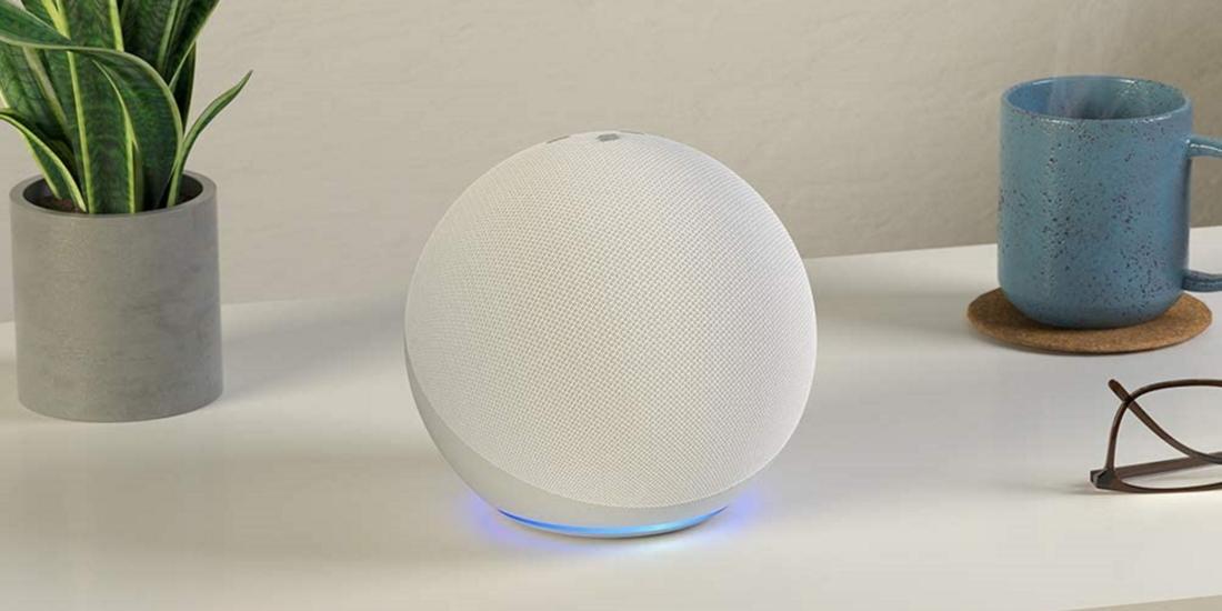 Echo mit Alexa von Amazon