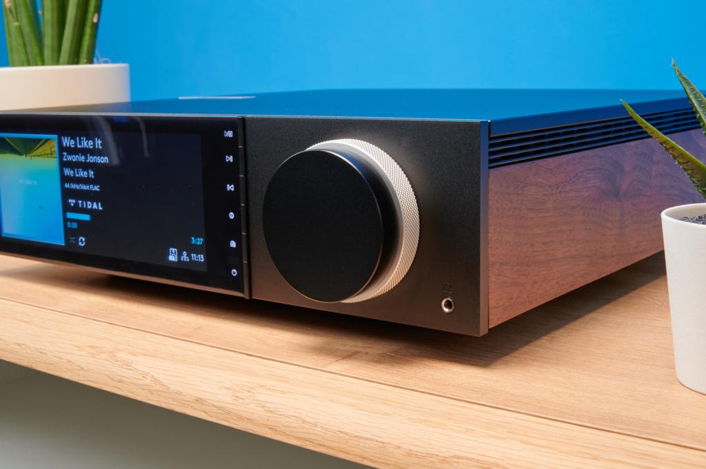 Cambridge Audio Evo 150 - Lautstärke
