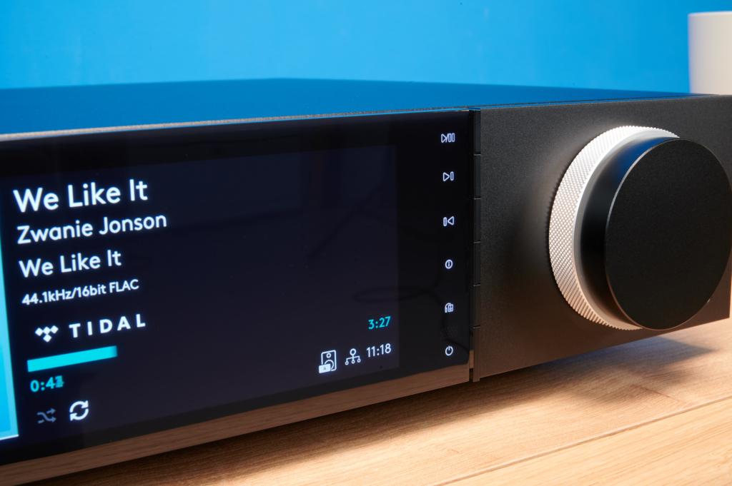 Cambridge Audio Evo 150 – Display