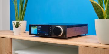 Test Cambridge Audio Evo: Streaming-Verstärker mit Stil