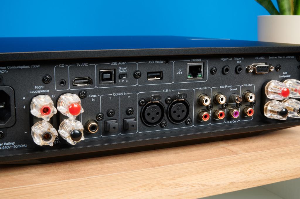 Cambridge Audio Evo 150 - Anschluesse