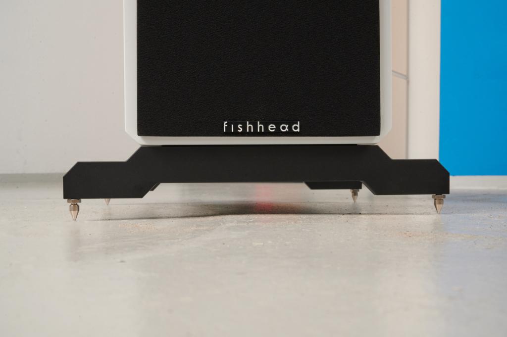 Fishhead Audio Resolution 2.6 FS Schriftzug