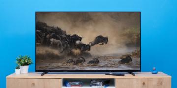 Der Sony OLED A80J im Test