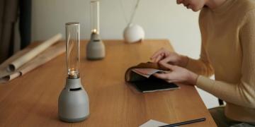 Sony LSPX-S3: Lautsprecher aus Glas vorgestellt