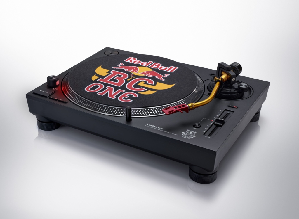 Technics SL-1210MK7 Red Bull Edition